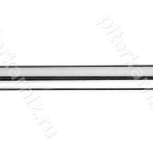 ТРУБА 16 мм Гладкая - ХРОМ ГЛЯНЕЦ - 240 см