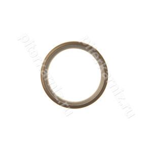 КОЛЬЦО металлическое (БЕСШУМНОЕ) для карниза 25 мм - АНТИК